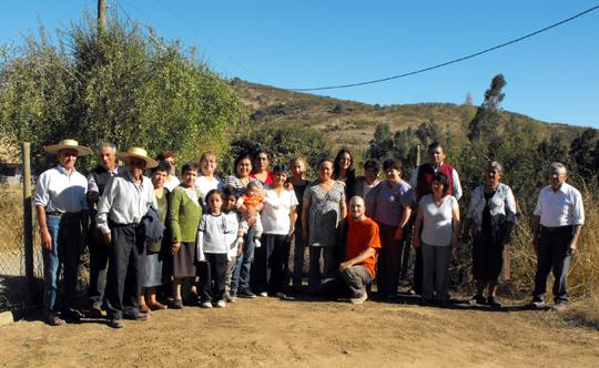 <a href=' http://www.marcofintina.com/public/upload/download/Camarico.jpg'> I rappresentanti delle famiglie di Camarico e Los Coipos.    INGRANDISCI </a><br /> <br />