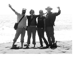 Equipo 2009, Stefano, Simona, Jocelyn, Marco - Chile –