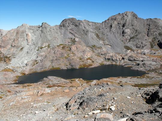 La grande Laguna del Alto.