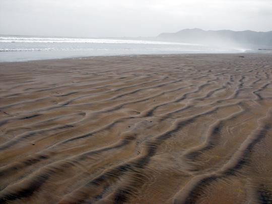 Spiaggia d'arsenico.